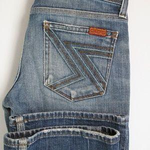 """7 Jeans Flynt Size: 26 """""""